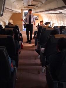 formation à la sécurité aérienne