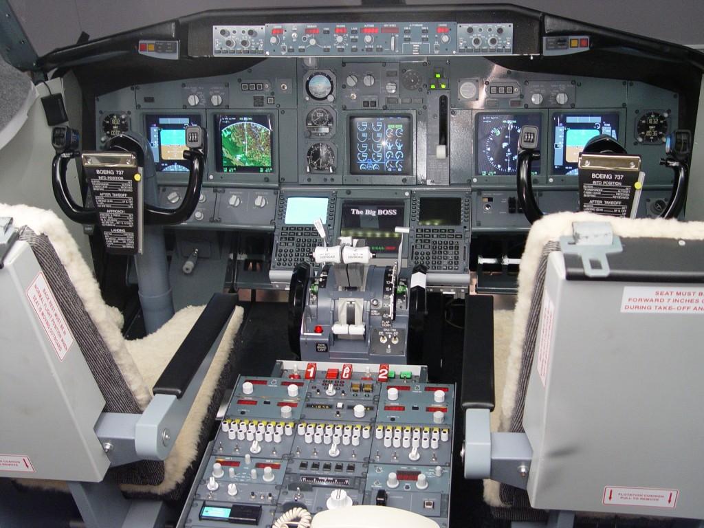 Simulateur de vol Suisse